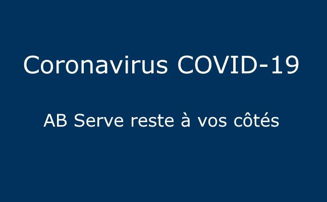 COVID-19 AB Serve continue