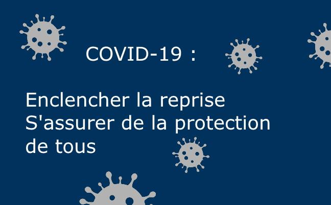 COVID-19 audit reprise d'activité