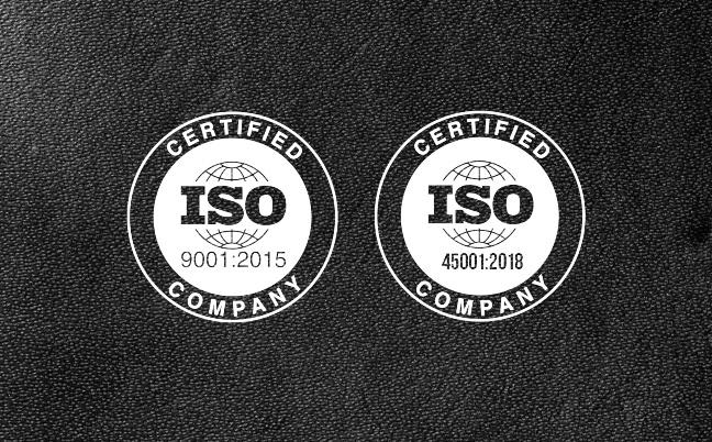 AB Serve certifié ISO 9001 et ISO 45001